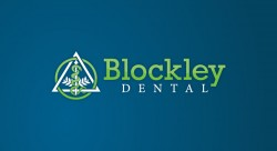 BlockleyDental 250x136 Logo Design Gallery