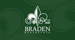 BradenRealestate 250x136 Logo Design Gallery