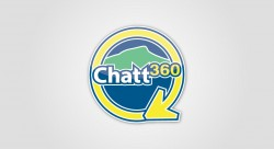 Chatt360 250x136 Logo Design Gallery