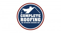 Complete roofing 250x136 Logo Design Gallery