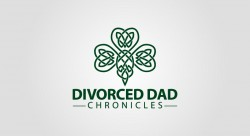 DivorcedDad 250x136 Logo Design Gallery