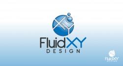 FluidXY 250x136 Logo Design Gallery