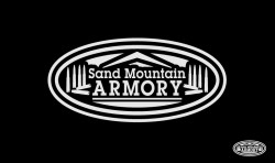 SandMountainArmory 250x148 Logo Design Gallery